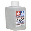 Tamiya x20a diluente acryl